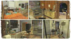 Sims 4 - Gas Station - Dinha
