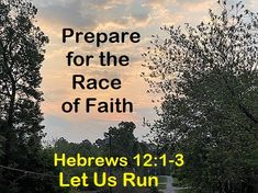 GOD Morning from Trinity, TX Today is Tuesday 4-13-2021 Day 103 in the 2021 Journey Make It A Great Day, Everyday! Let us Run with Endurance the Race that is set before us. Today's Scripture: Hebrews 12:1-3 Therefore we also, since we are surrounded by so great a cloud of witnesses, let us lay aside every weight, and the sin which so easily ensnares us, and let us run with endurance the race that is set before us, looking unto Jesus, the author and finisher of our faith,...