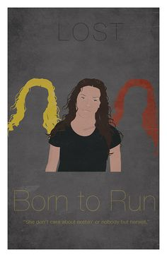 Lost minimalist tv show poster serie Lost Poster, Poster On, Poster Series, Tv Series, Lost Season 1, Lost Episodes, Lost Tv Show, Fans, Born To Run