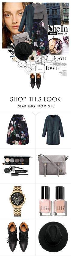 """Floral Skirt"" by giogiota ❤ liked on Polyvore featuring moda, Marni, Bobbi Brown Cosmetics, Tommy Hilfiger, Givenchy, Sheinside y floralskirt"