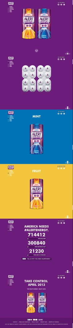 Alert Energy Caffeine