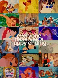 So where's my Happy Ending?