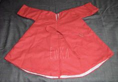 woolen robe for a child, late medieval