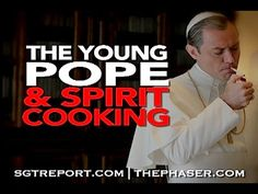 SPIRIT COOKING & THE YOUNG POPE