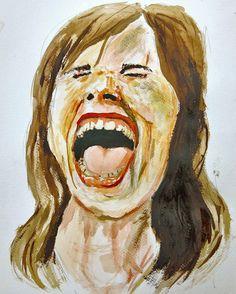 Singing, Screaming or Bearing a Child
