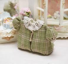 Resultado de imagem para bolsas de meninas artesanato