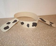 Dog-Ears Headband (Do Your Ears Hang Low? song ???)