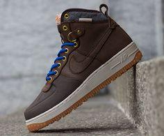 c14bd9372b2643 Nike Air Force 1 Duckboot BAROQUE BROWN - #baroque #brown #duckboot #force