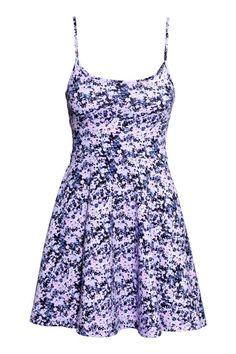 Žerzejové šaty   H&M
