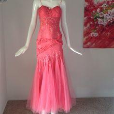 "Bicici Special occasion dress Great condition. 100% silk Bust 15"" length 49"" Bicici Dresses Maxi"