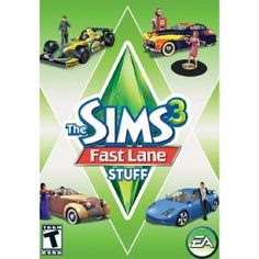 The Sims 3: Fast Lane Stuff - Expansion  [Download] --- http://www.amazon.com/The-Sims-Stuff-Expansion-Download/dp/B00475AQ80/?tag=jayb4903-20