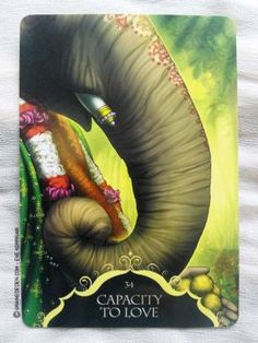 Whispers of Lord Ganesha Oracle cards de Angela Hartfield - Graine d'Eden… Ganesh Lord, Shri Ganesh, Indian Gods, Indian Art, Baby Ganesha, Angel Guidance, Ganesha Painting, Oracle Tarot, Watercolor Paintings Abstract