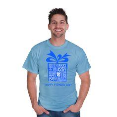 T-shirt męski z nadrukiem Dzień Taty 2