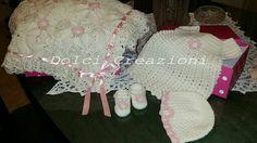 Coordinato baby in lana merino ♡♡♡
