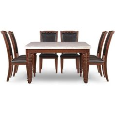 Calisto Crafted Dining Table Set (8 Seater | Pinterest