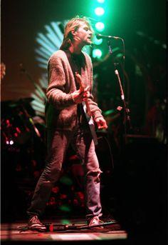 Kurt Cobain, Ogden, December 16, 1993