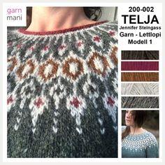 Drops Design, Henna, Christmas Sweaters, Knitting, Red, Blog, Decor, Fashion, Threading