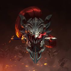 goblin slayer fan art /league of legends Goblin, Knight Art, Dragon Knight, Fanarts Anime, Anime Characters, Fantasy Warrior, Fantasy Art, Character Art, Character Design