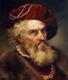 Пожилой дворянин