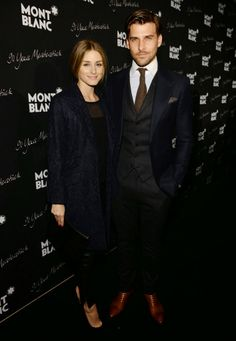 THE OLIVIA PALERMO LOOKBOOK By Marta Martins: Olivia Palermo at Montblanc Party in New York City.