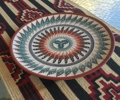 A personal favorite from my Etsy shop https://www.etsy.com/listing/473856503/american-indian-pottery-navajo-ceramic