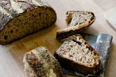 Whole Grain Seeded Bread