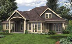 casas americano estilo planos casa americanas plano