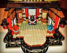 Wip Ninjago temple..gettin somewhere with the main room #lego #Lego #legoworld #legostagram #legography #legominifigures #legogram #afol #afolman #brickcentral #fun #toy #toys #toystagram #nevergrowingup #stuckinplastic #awesome #ninjago #legoninjago #temple #moc #interiordesign #building #build