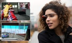 Google's long-awaited 'smart' glasses will go on sale THIS year for $1,500.