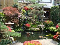 El diseño de los jardines FENG SHUI depende de la utilización de 5 elementos básicos para crear un espacio equilibrado al aire libre que debe ser refrescante y revitalizante.