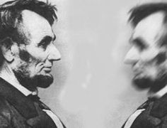 Honest Abe once confessed to friends privately that he had an inexplicable encounter on the night of his first election. The then candidate took a moment to rest on his couch one evening, happened to turn in the direction of a mirror, saw his own face and saw not one but two faces. Next to him was his doppelganger, pale and ghos