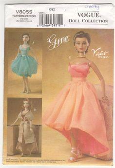 Free Copy of Pattern - Vogue 8055