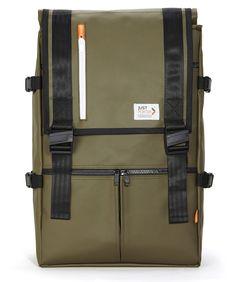 Sable Rucksack Backpack Olive from Just Porter