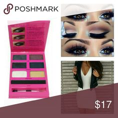 *JUST IN* Victoria Secret Smoky Pallette Get this beautiful look with VS Smoky Eyes. Tutorial available on the box to perfect the smoky eye.  NO TRADES Victoria's Secret Makeup Eyeshadow