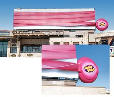 Hubba Bubba: The longest chewing gum ever by Gitam BBDO, Israel