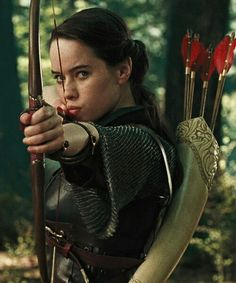 Susan Pevensie never liked her in the book or the movie but she has some amazing skills!