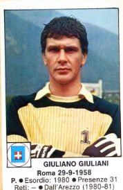 PIRCHER 37 ASCOLI -New Figurina-Sticker n CALCIATORI PANINI 1980-81
