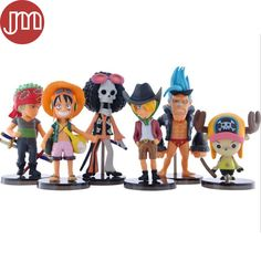 Find More Action & Toy Figures Information about New 6pcs One Piece The New World Monkey D Luffy Zoro Sanji Chopper Frank Group Toys Kids Gift Japan Anime Action Figure Doll,High Quality doll sled,China doll figure Suppliers, Cheap dolls kill from M&J Toys Global Trading Co.,Ltd on Aliexpress.com