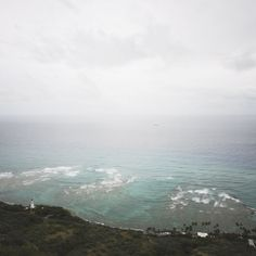 Or just visit...Hawaii is at the top of my list right now.
