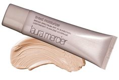 Laura Mercier's tinted moisturizer is a classic.