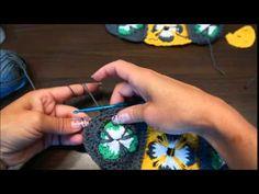 Crochet Ballon Mütze Sophie Teil 2 # Häkeln mit Yve - YouTube