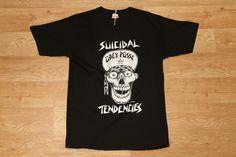 Obey Flip Cap Skull Basic Tee Black £29.95
