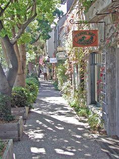 in Carmel, California