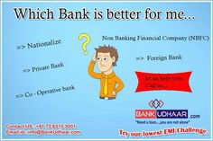 How Can you Choose the Best #Personal #Loans? Try easy and convenient #PersonalLoans that can actually save you money.  Check out www.bankudhaar.com for easy, convenient personal loans that actually save you #cash!