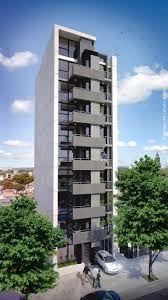 Resultado de imagem para fachadas edificios modernos 4 for Arquitectura departamentos modernos