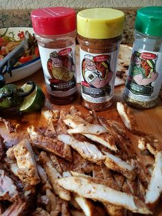 Perfect Fajitas with Code 3 Spices Backdraft, Sea Dog & Grunt Rubs www.code3spices.com
