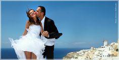 Get married in Santorini, Greece