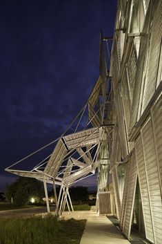 Galería de Nuevo edificio del departamento de ingeniería mecánica / Dominique Perrault Architecture - 6