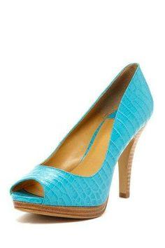 2befde010bb  Danee High Heel Pump by Nine West Pretty Shoes