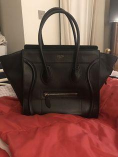 fb192cccb7 Celine Mini Luggage Tote bag  fashion  clothing  shoes  accessories   womensbagshandbags (